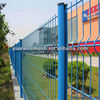 plastic coated decorative garden fence