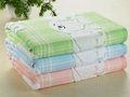 Baumwolle waschen handtuch/handtücher aus baumwolle großhandel/baumwolle kinder handtuch