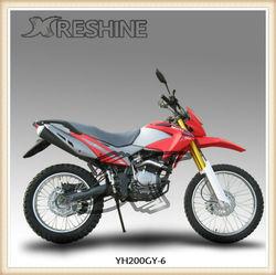 Cheap 200CC Dirt Bikes Strong Power China Motor