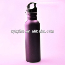 stainless steel bottle cap with climbing button carabiner spray alvailable