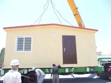 Prefabricated high quality houses