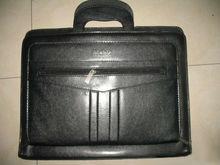 genuine leather men briefcase