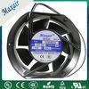 UL94V-0 172x150x50mm electrical axial fan motor manufacture
