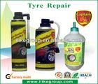 450ml iso9001 tyre sealant and inflatror aerosol