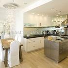 Luxury aluminium kitchen furniture design AK570