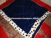 Navy Blue Quilt