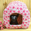 colorful pet cat and dog bed house for pets cotton nest --- elsie@lifebetter.com.cn