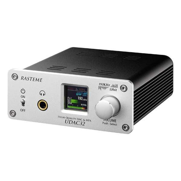 High-performance DAC, USB(192Khz 24Bit) DAC(192Khz 32Bit) and Headphone Amplifier