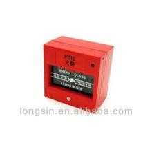 LS-911 high quality cheap glass break fire alarm