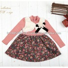 Kids clothes Little House Children Girl&#39;s Dress