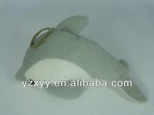 plush dolphin adornment/hanging adornment toys