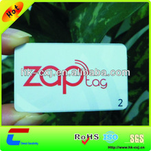 Customized adhesive rfid nfc smart label sticker