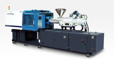 Injection molding machine deutsch