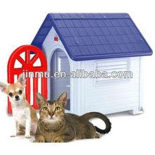 Detachable plastic pet house