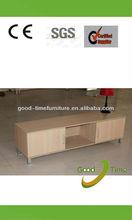 fsc melamine modern model design tv cabinet factory