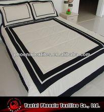 hot saling colorfull block printed bedsheets