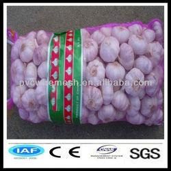 PPand PE plastic onion/fruit mesh bag