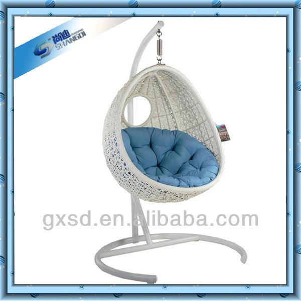 Rotin chaise balan oire de luxe pour chambre coucher for Balancoire pour chambre