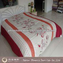 hot saling colorfull cotton comforter