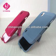 competitive price case for LG Optimus Black P970 belt clip case
