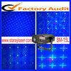 110mw Blue LED disco laser light laser show
