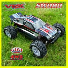 Sword 1/10th scale RC model Car, ele, rc electric truck