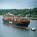 La cama de los productos básicos para el envío del mar de china a mali, guinea, sierra leona