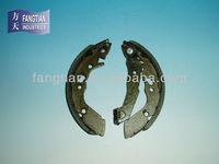 copper rivets brake shoes