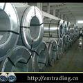 Prix et de haute capacité portante bobines d'acier de zinc