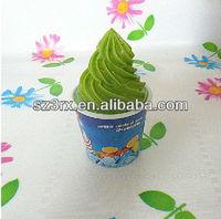 ice cream plastic piggy bank;ice cream saving bank;plastic vinyl money bank