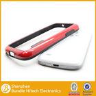 TPU+pu Bumper Case for Samsung S4 mini,for galaxy s4 i9190 case