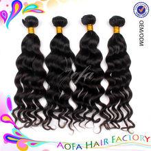 Tangle free best quality princess 5a virgin brazilian body wave hair