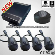 Smartsensor module with learning function auto parking sensor