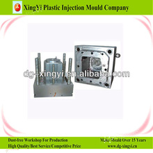 plastic injection moulding process,plastic injection beer crate mould,basket injection moulding