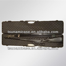 shockproof waterproof hard hunting rifle plastic carrying cases Model B120