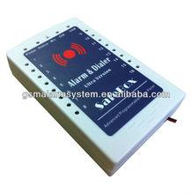 2013 Hot-sales wireless GSM alarm burglar with infrared detecting PIR-100