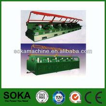 High Speed Soka brand lead free solder wire forming machine