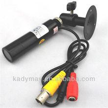 Micro Waterproof Bullet Camera,color mini cctv camera,adjustable bracket