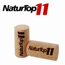 Two discs Cork (Naturtop11)