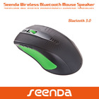 Newest bluetooth speaker mouse for tablet pc