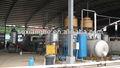 20 toneladas contínuo de pirólise de óleo combustível para a diesel óleo de base máquina