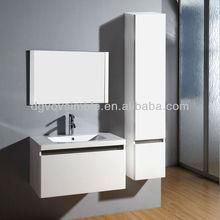 Date blanc meubles de salle de bains / salle de bains gros Designs modèle