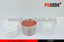 Waterproofing silicone pouring adhesive sealant manufacturer/factory