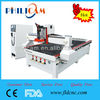 Hot 1325 woodworking atc cnc router & wood 3d carving machine