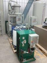 Biodiesel Production In-Line Flash Demethylator System