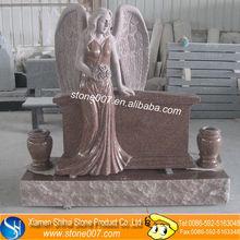 Custom Unique Design gravestone and headstone