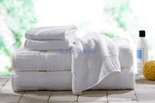 99% Organic Cotton Terry Towels
