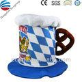 El festival/sombrero loco, disponible con el logo de impresión, diseño de holanda ideal para los regalos