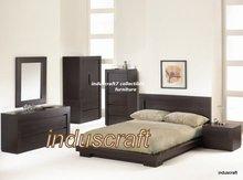 Wooden Furniture Sheesham wood Bedroom Set