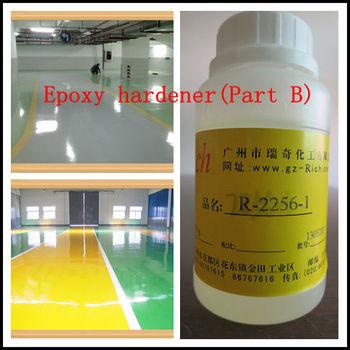 2013 Epoxy resin hardener for self leveling floor coating